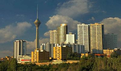 اعلام بار تهران