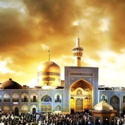 اعلام بار مشهد