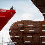 کشتی های غول پیکر با ابعادی غیر قابل تصور